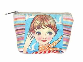 Creative And Fashionable Canvas Cosmetic Bags/Purse