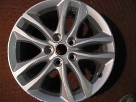 2018 Chevrolet Chevy Malibu GM wheel rim 17x7.5SJ 1545 HT/X A179 0890817 3 - $210.03