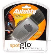 NEW AUTOLITE SPOTGLO SEATBELT READING LIGHT SUPER BRIGHT LITE 2 POWER LE... - $7.71