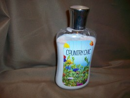 *USED* BATH & BODY WORKS COUNTRY CHIC BODY LOTION 8 OZ - $9.89