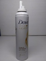 Dove STYLE+care Curls Defining Mousse, 2 Soft Hold, 7 oz  - $7.69
