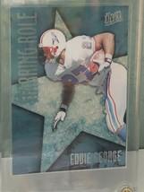 1997 Fleer Ultra Starring Role Eddie George #8 Of 10 - $29.69