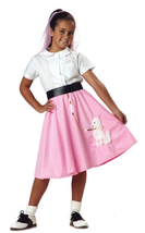 Child's Pink Poodle Skirt - $11.75