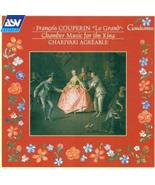 Chamber Music for the King [Audio CD] Couperin and Charivari Agreable - $9.97