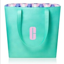 Clinique Light Green Tote Bag  - $16.78