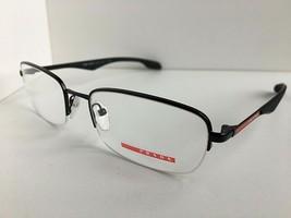 New PRADA Sport VPS 51E VPS51E 1BO-1O1 Rx 54mm Men's Eyeglasses Frame Italy - $149.99