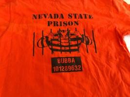Nevada State PRISON T-SHIRT PRISON JAIL Halloween costume Bubba Cosplay ... - $13.37
