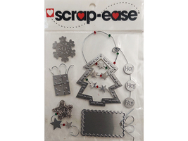 Christmas Holiday Stickers, You Choose image 11
