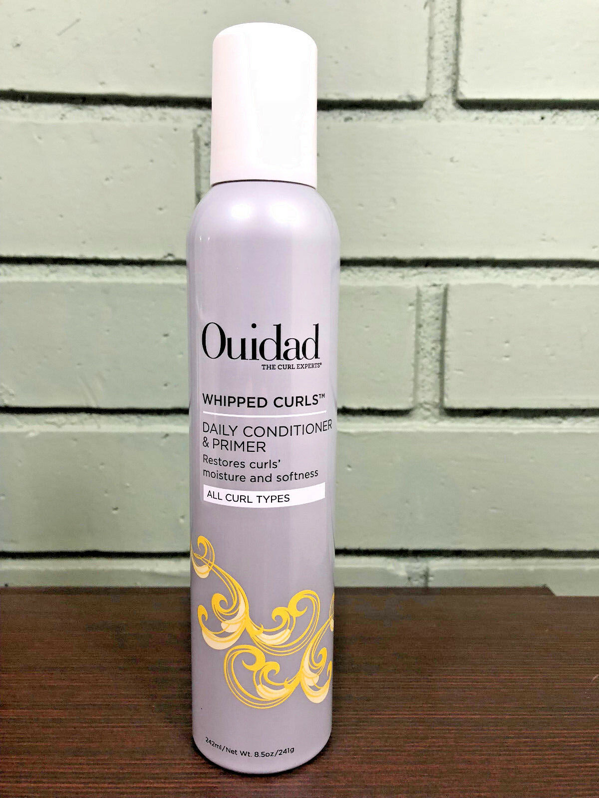 Ouidad Curl Recovery Whipped Curls Daily Conditioner & Primer 8.5oz -NEW & FRESH