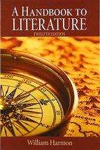 Handbook to Literature, A [Paperback] Harmon, William - $15.00