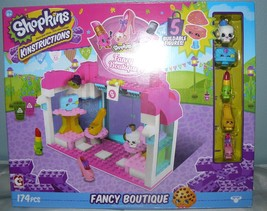 The Bridge Direct Inc. Shopkins Kinstructions Fancy Boutique 174 pcs. NEW - $21.78
