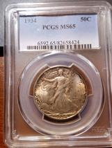 1934 Walking Liberty Half MS 65 PCGS           11379-270 - $524.95