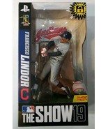 Francisco Lindor Cleveland Indian McFarlane Toys MLB The Show 19 Series ... - $14.84