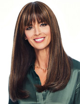 """Top Billing 18"""" By Raquel Welch, Any Color Topper/Hairpiece, Mono Top, Tru2Life - $237.70"""