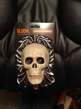 Brand new! Halloween skully head animated doorbell decoration  - €25,69 EUR