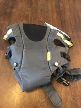 Infantino Baby Carrier Adjustable Gray 8-25 pounds EUC - $14.85