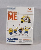 Cardinal Universal Despicable Me Playing Cards Deck - New - $6.64