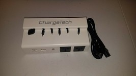 ChargeTech Cell Phone & Laptop Charging Station Dock - Multi-Port Charge... - $197.99