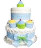 It's A Boy! Mini Diaper Cake - $99.00
