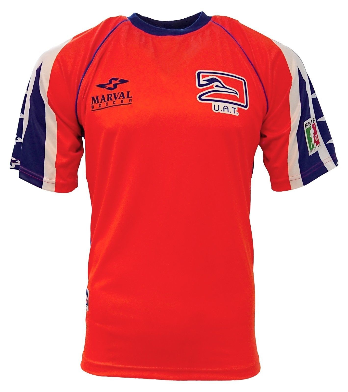694a00010 Correcaminos Adult Men Soccer Jersey Orange and 50 similar items