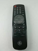 GE General Electric TV/ VCR Player Remote Control - $17.27