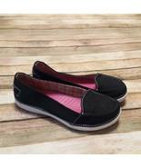 Crocs Flats Mary Janes Women Shoes Size 8 - $15.84