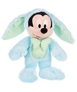 "Disney Store Easter Mickey Mouse 12.5"" Plush Bunny - $29.99"