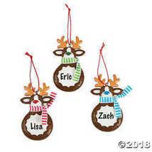 Reindeer Ornaments 1 Dozen - $24.99