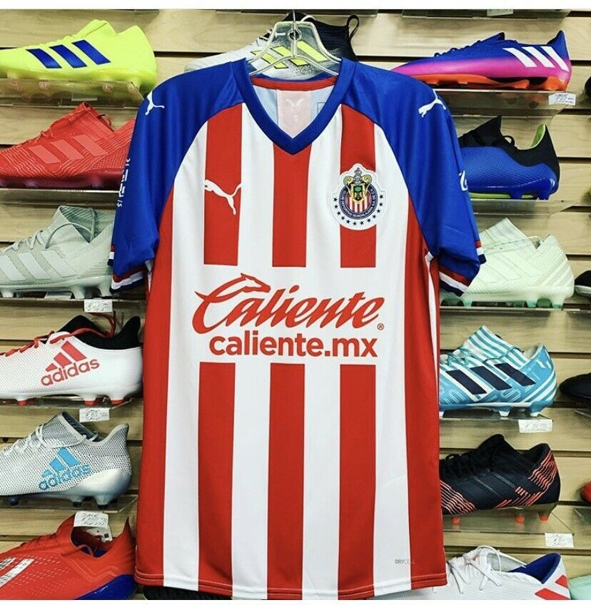 Primary image for PUMA Chivas Home Jersey 19/20 Stadium Quality Size Large