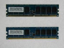 2GB 2X1GB PC6400 DDR2-800MHz PC2-6400 240PIN DIMM Non-ECC Desktop Memory