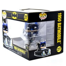 Funko Pop! DC Super Heroes Batman 1950 Batmobile 80 Years Anniversary Figure 277 image 2