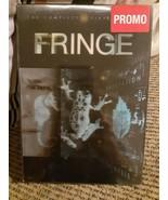 RARE Fringe The Complete First Season PROMO Bonus Features DVD 7 Disc Bo... - $55.43