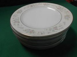 """Outstanding CARLTON China """"Corsage"""" Set of 8 BR... - $37.21"""