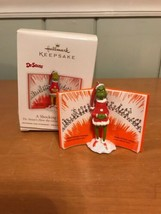 2011 Hallmark A SHOCKING SURPRISE Dr. Seuss's How the Grinch Stole Chris... - $8.99