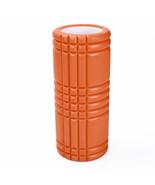 Adeco Orange Exercise & Fitness Foam Roller - 13 X 5.5 Inch Diameter - $18.04