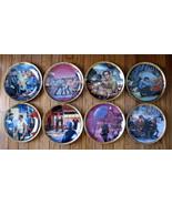 Star Trek Commemorative Collection - Hamilton 8 plate set - $300.00