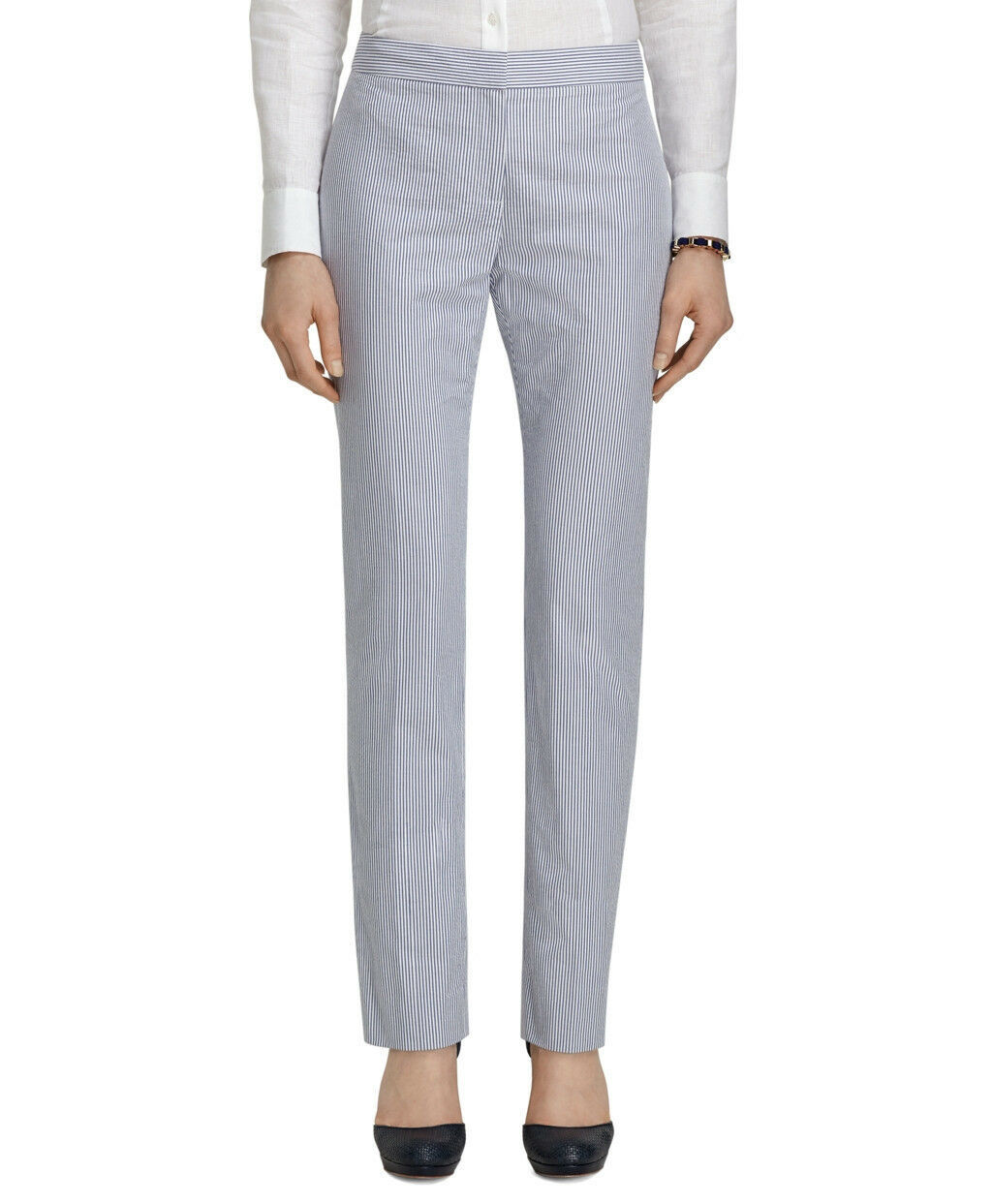 get cheap cheap prices outlet for sale Brooks Brothers 346 Caroline Fit Seersucker and 50 similar items