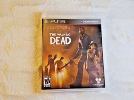 The Walking Dead Game Season 1 GAME OF YEAR - PLAYSTATION 3 PS3- MINT - $16.34