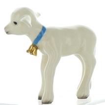 Hagen Renaker Miniature Lamb Large with Bell Ceramic Figurine image 4