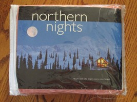 Northern Nights Flannel Sheet Set - $36.99+