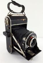 Vintage Franka-Werk Folding Camera Vario Lens Germany - $49.49