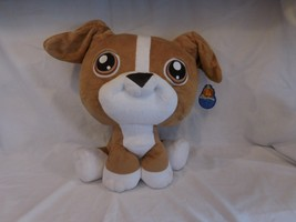 "LPS Littlest Pet Shop Boxer Plush 16"" Puppy Dog Large Stuffed Animal Toy... - $44.02"