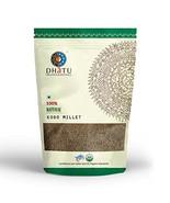 Kodo Millet Pure Indian taste cuisine Indian food - Quick cook, good for... - $18.73