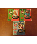 Vintage Christmas Themed Little Golden Book & Record Sets - 1950s / 1960s - $9.99