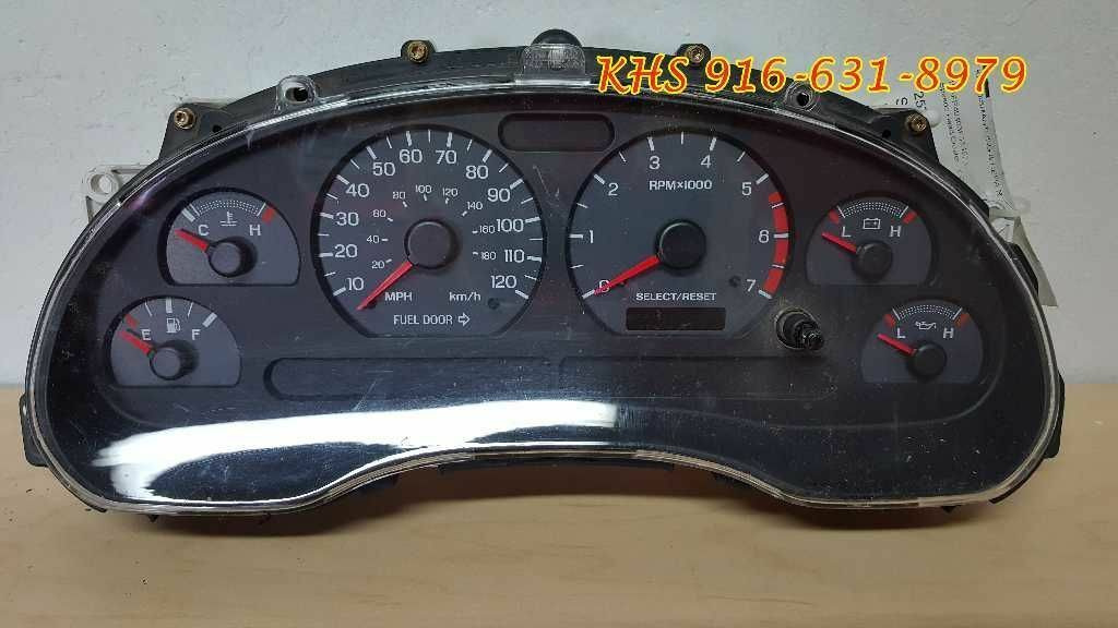 Primary image for Speedometer Cluster MPH Fits 02-04 MUSTANG 140794