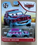 Disney Pixar CARS BLIND SPOT Race Car metal Series 2021 NEW ARRIVAL - $13.99