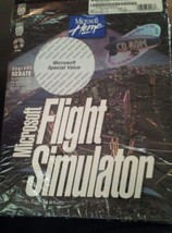 Microsoft Flight Simulator 5.1 CD-ROM MS-DOS 1995 - $19.99