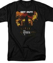 The Amityville Horror Get Out Horror Retro 70's 80's Paranormal T-shirt MGM322 image 4