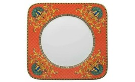 """Rosenthal Meets Versace Marco Polo Square Dinner Plate. 10.5"""" NEW - $139.99"""