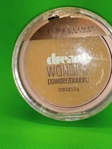 Maybelline Dream wonder  PRESSED  FACE  powder Natural Beige 70 , BRAND NEW !!!! - $9.49